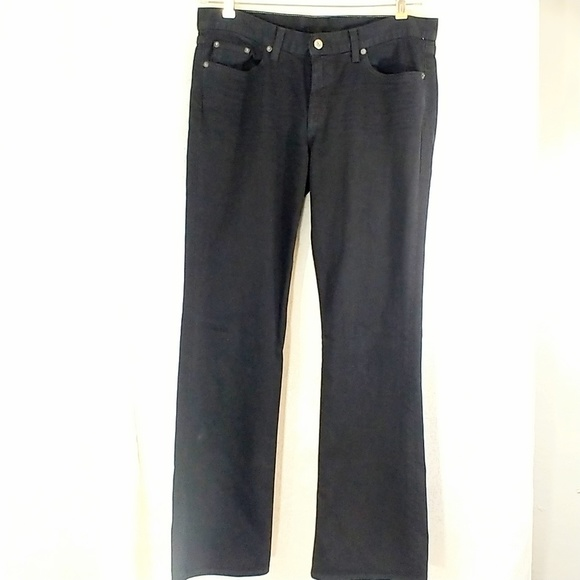 Lucky Brand Denim - LUCKY BRAND DUNGAREES JEANS SWEET & LOW BLACK
